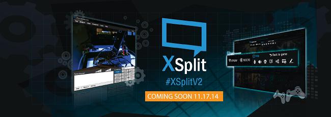 XSplit V2