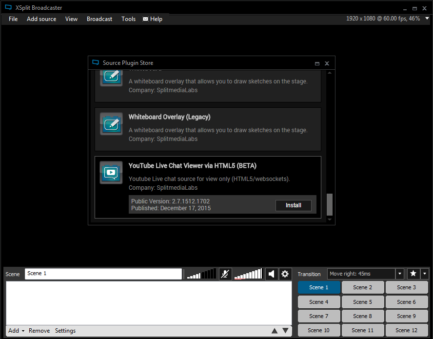 YouTube Live Chat Viewer Is Now Available In XSplit Broadcaster Blog - Youtube minecraft deutsch spielen