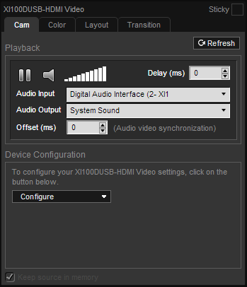 New Audio Features in XSplit Broadcaster 2 0 | XSplit Blog