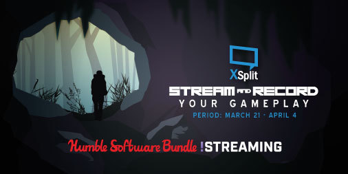 Humble Bundle Streamers Edition