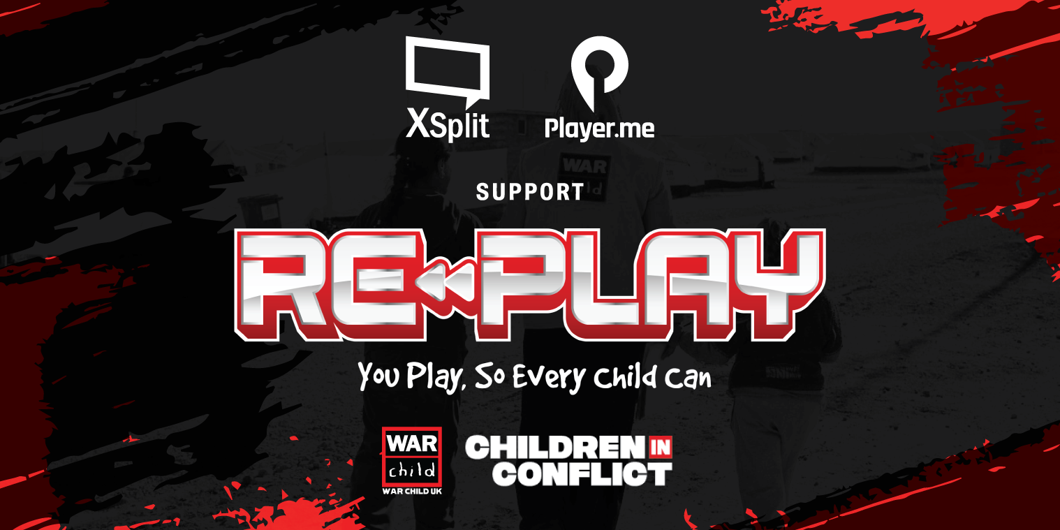 RE-PLAY is in full swing!