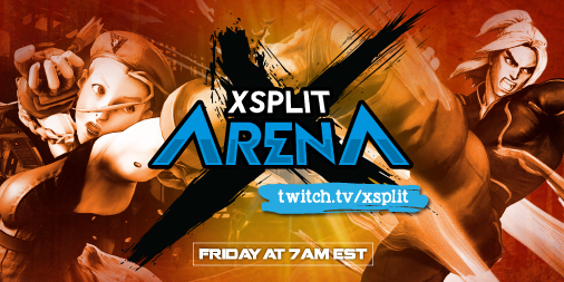 Introducing XSplit Arena!