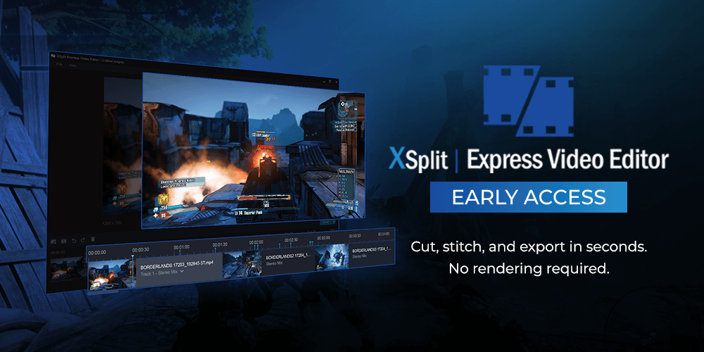Future Plans for the XSplit Express Video Editor