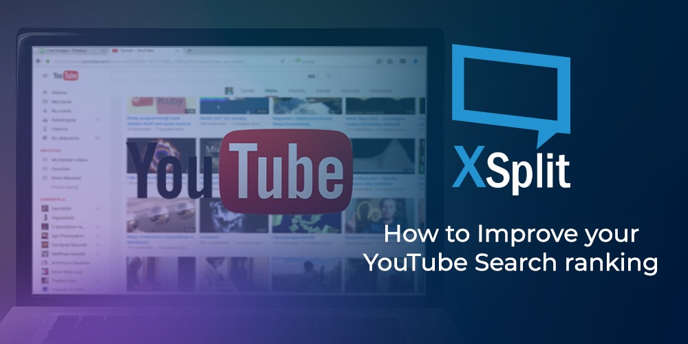 How to Improve your YouTube Search Ranking