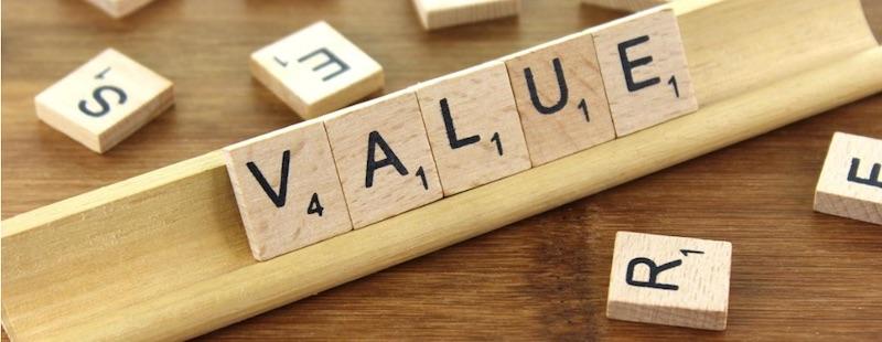 Provide value
