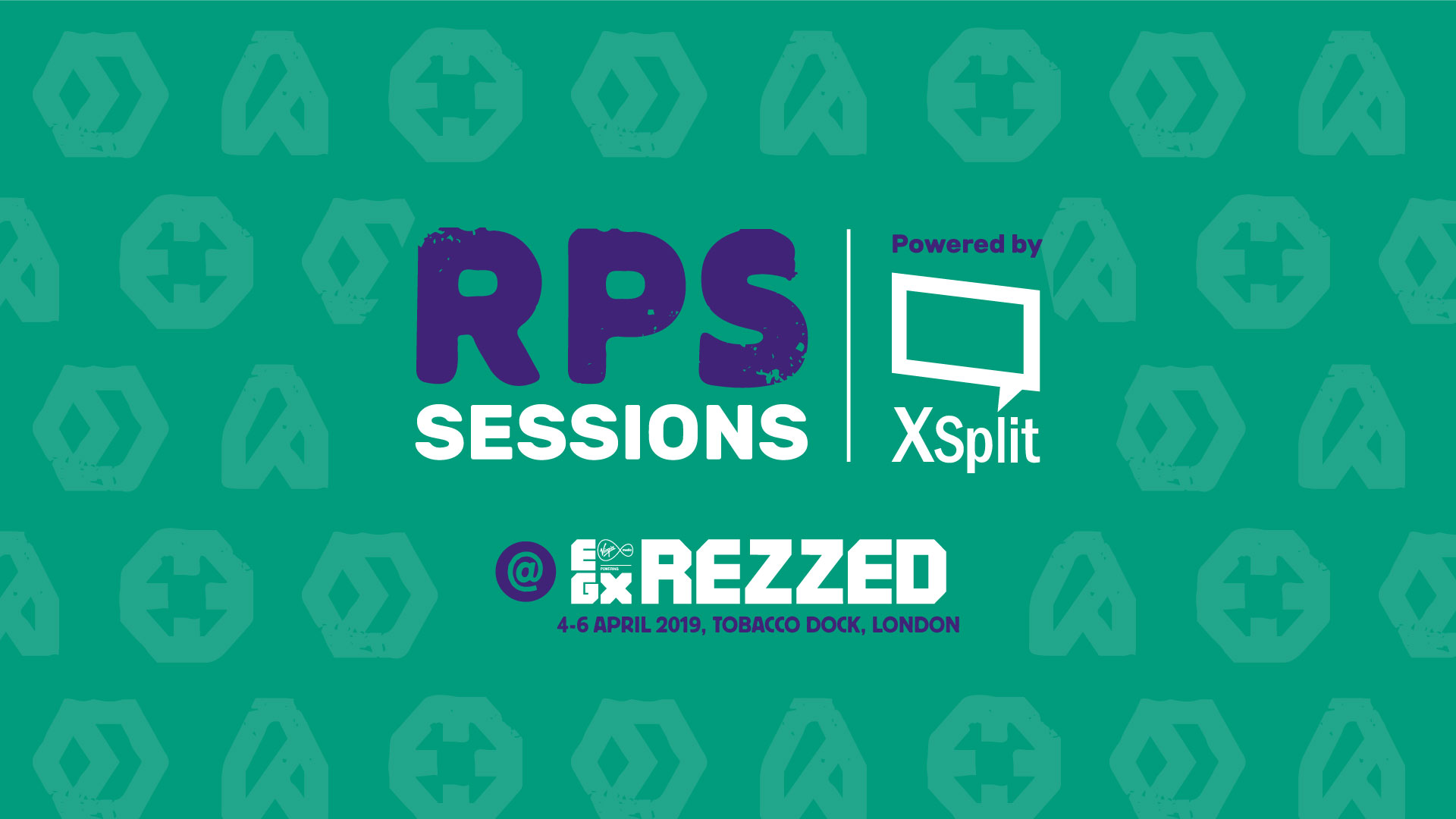 XSplit Powers the RPS Sessions at EGX 2019